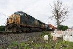 CSX ES40DC #5312 on Q191-22
