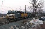NS ES40DC #7609 on 17G