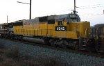 NS SD60 #6542 on 17G