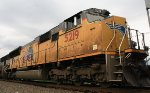 UP SD70M #5219 on 17G