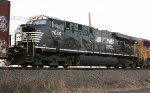 NS ES40DC #7645 on 14G