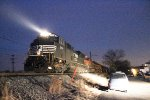 NS SD70M-2 #2775 on 17G