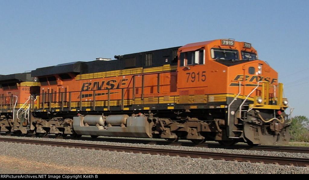 BNSF 7915