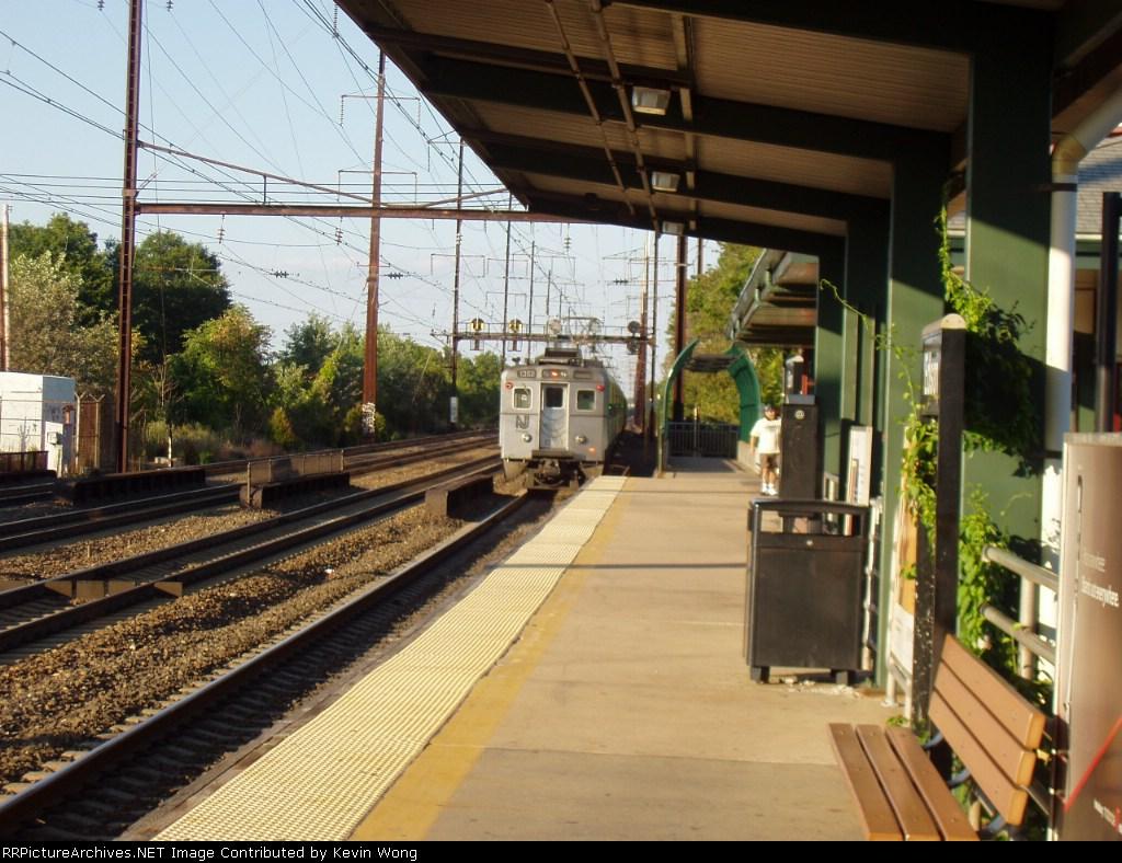#7856 departing Edison