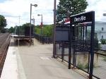 Montclair-Boonton platform