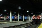 Metra Line-up