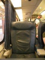 1st class seat