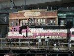 MBTA 1121 leaving