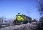 MKT SD40-2 603