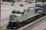 NS Primer 9814 leads....a CSX train Q577
