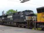NS 8923 3rd unit out on NS 202