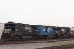 Engines of NS 74K or 74J at 32nd st