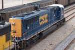 Back view of CSX 4755