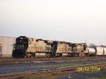 NS train 335 cruises towards 32nd st