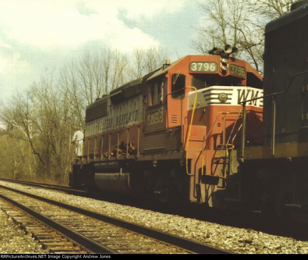WM GP40 3796