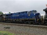 NS ES44AC 8103 N&W Heritage