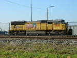 UP 3929(SD70M)