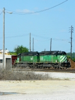 HLCX 8072(SD40-2)  HLCX 7065(SD40-2) BOTH EX BN