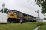 Eastbound CSX Loaded Ethanol