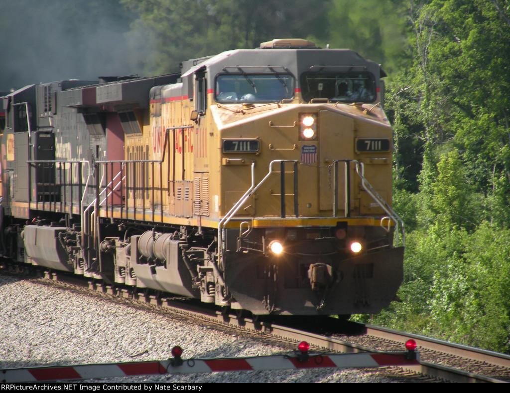 UP 7111 (NS #61N)
