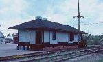 Varina depot