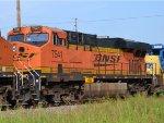 BNSF 7541
