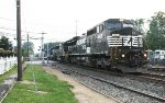 NS C40-8W #8365 on 33A