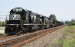 NS SD40E #6339 on 921