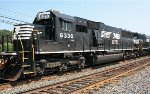 NS SD40E #6330 on 921