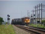 BNSF C44-9W 5374