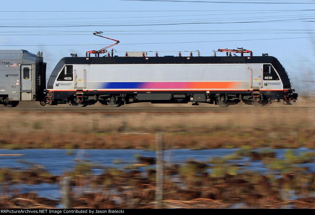 Panning NJT 4636