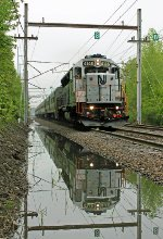 NJT 4146 on NJCL