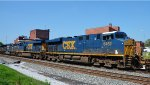 CSX 5452 and others.