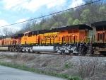 BNSF 6933