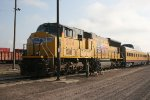 Union Pacific 5174 and Columbine