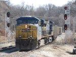 D801 splits the Seymour signals as N956 heads away