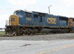 CSX 4682 on O817