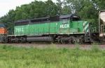 HLCX 7850 on L604