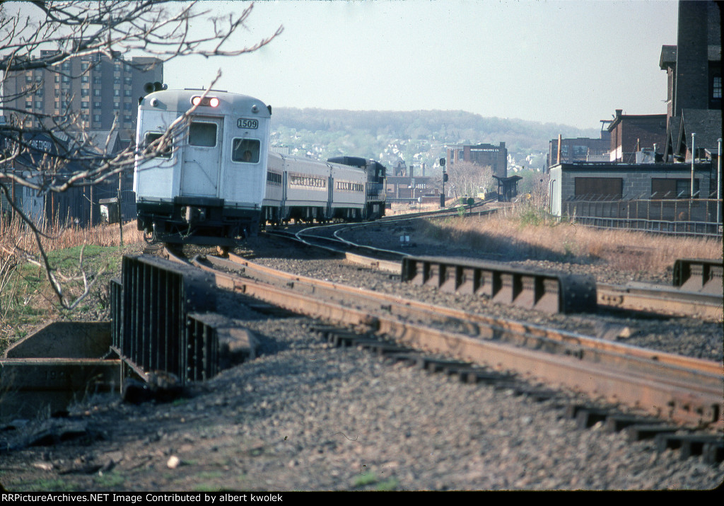 Erie/EL/CR/NJT Main Line