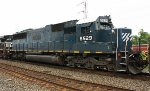 NS SD60 #6529 on 24Z