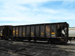 An Old C&O Coal Car