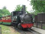 0-6-2 Austrian steam engine