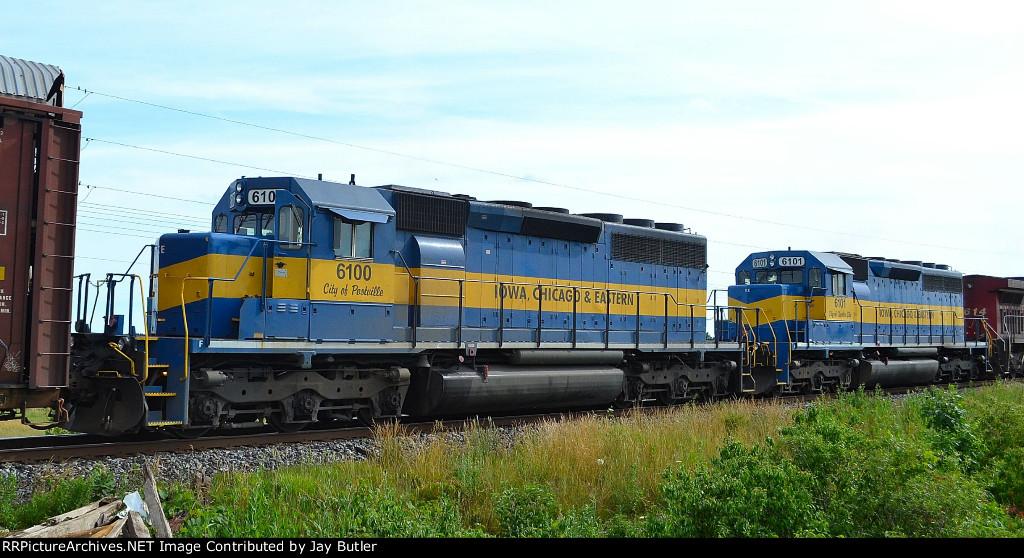 ICE 6100 & 6101