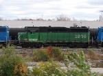 BNSF 2805