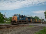 CSX 4792 Leads Q386 With A Wicked Awesome Lash Up