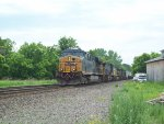 CSX 5310 Leads A West Bound Intermodal