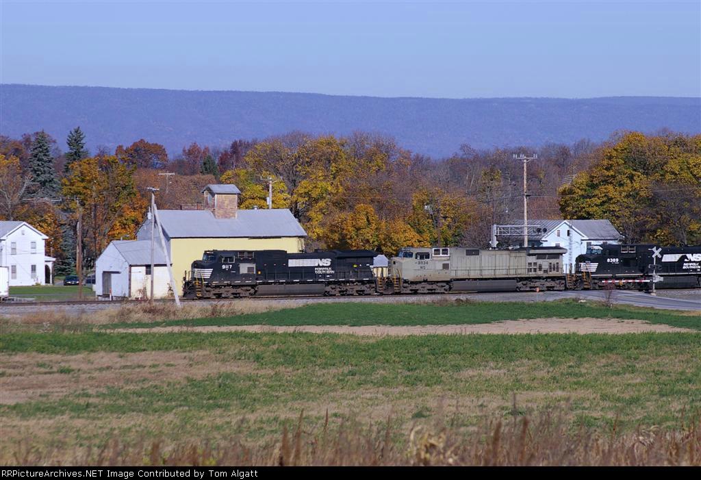 Westbound NS 228