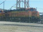 BNSF ES44DC 7406