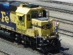 BNSF GP50 3194