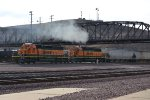 BNSF 1855 & 1954